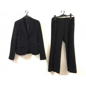 【中古】 セオリー theory レディースパンツスーツ サイズ0 XS レディース 黒