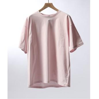 [マルイ] メンズTシャツ(ATON / エイトン OVERSIZED T-SHIRT NUBACK COTTON)/エディフィス(EDIFICE)