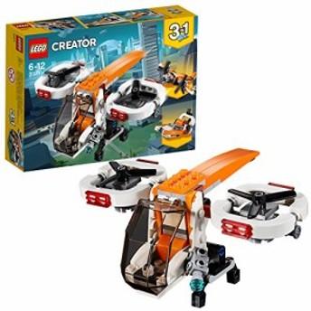レゴ(LEGO) クリエイター ドローン 31071(中古品)