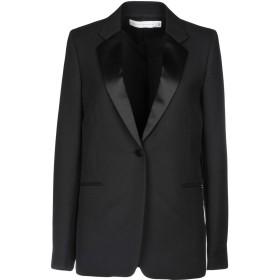 《9/20まで! 限定セール開催中》VICTORIA BECKHAM レディース テーラードジャケット ブラック 8 ウール 100% / ポリエステル
