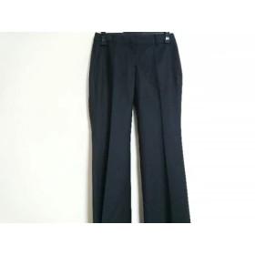 【中古】 セオリーリュクス theory luxe パンツ サイズ040 M レディース 黒 センタープレス