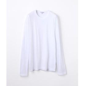 TOMORROWLAND / トゥモローランド クルーネック長袖Tシャツ MLJ3351