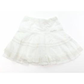 【メゾピアノ/mezzopiano】スカート 140サイズ 女の子【USED子供服・ベビー服】(388151)