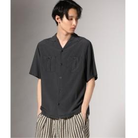 [マルイ]【セール】メンズシャツ(R/P オープンカラー ショートスリーブ シャツ)/J.S.ホームステッド(J.S.Homestead)