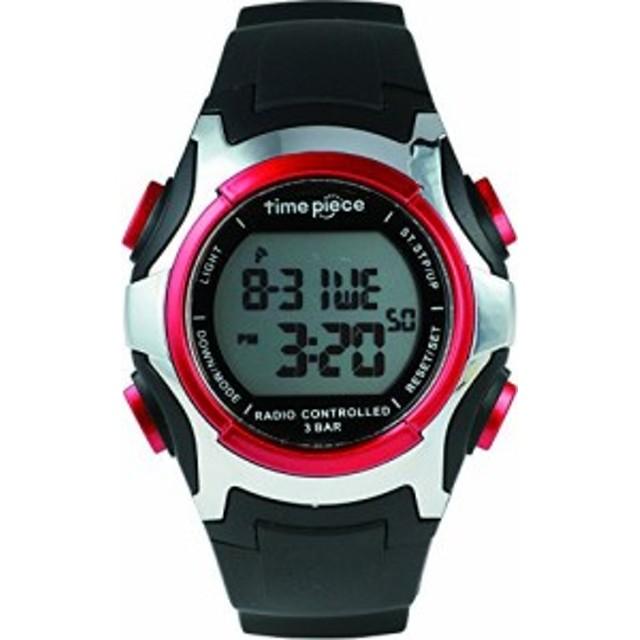 661b904c32 [タイムピース]Time Piece 腕時計 電波時計 ソーラー(デュアルパワー) デジタル TPW