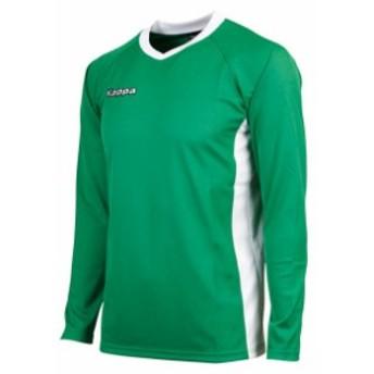 ゲームシャツ【Kappa】カッパサッカーゲームシャツ(KF412TL31-GN)