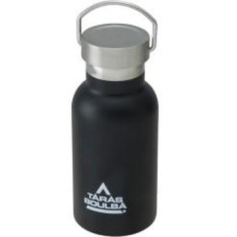 TARAS BOULBA(タラスブルバ)キャンプ用品 ジャグ タンク TB バキュームボトル 0.35L TB-S19-015-048 BLK ブラック