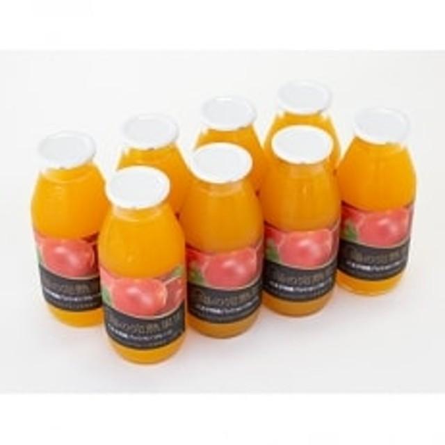 「太陽の街」八王子からお届けするパッションフルーツ果汁入り飲料8本