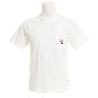 フィラ(FILA) ポケットTシャツ FM9619-01 (Men's)