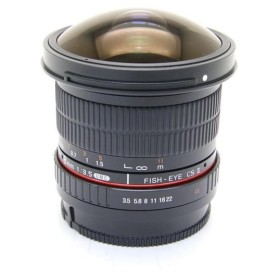 《美品》SAMYANG 8mm F3.5 Fish-eye CSII(ソニーα用)