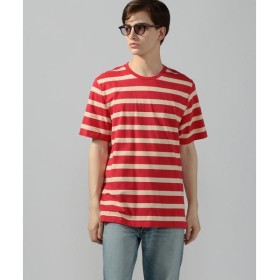 TOMORROWLAND / トゥモローランド POP TRADING COMPANY BIG STRIPE Tee