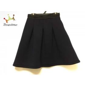 ジャスグリッティー JUSGLITTY スカート サイズ0 XS レディース ダークネイビー   スペシャル特価 20190813