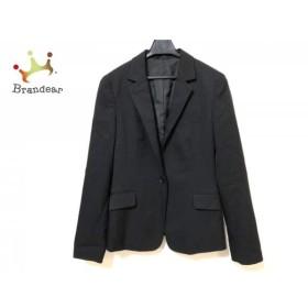 グリーンレーベルリラクシング green label relaxing ジャケット サイズ40 M レディース 黒   スペシャル特価 20190820