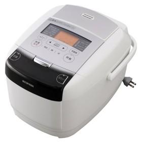 アイリスオーヤマ IRIS OHYAMA RC-IC50-W IHジャー炊飯器 銘柄量り炊き 5.5合 ホワイト 新品 送料無料
