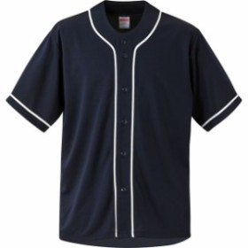 4.4OZ ドライベースボールシャツ【UnitedAthle】ユナイテッドアスレカジュアルソノタウェアトップス(144501-4001)