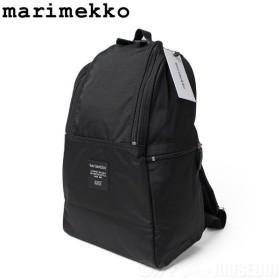 マリメッコ marimekko メトロ METRO ローディ ROADIE リュックサック デイパック ナイロン 999/BLACK ブラック 039972 送料無料