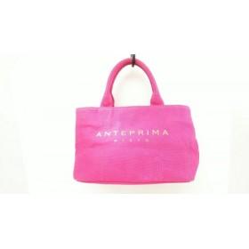 【中古】 アンテプリマミスト ANTEPRIMA MISTO トートバッグ ピンク キャンバス