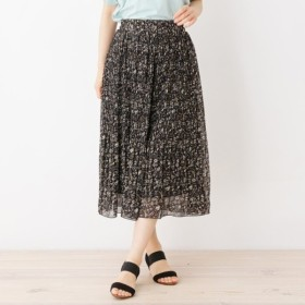 SHOO・LA・RUE シューラルー ロングプリーツスカート