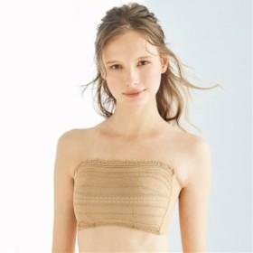 さらしみたいなブラ®(メッシュ ノンワイヤー) S M L LL ブラジャー ブラ さらしブラ 胸を小さく見せる 和装 着物 浴衣 8451-191159