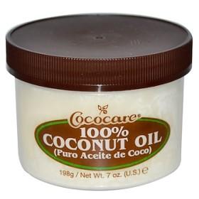 ココケア, 100% ココナッツオイル, 7 oz (198 g)