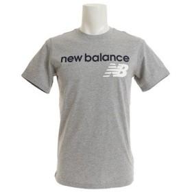 ニューバランス(new balance) アスレチックスメインロゴTシャツ AMT73581AGM (Men's)