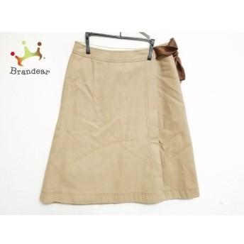 ドレステリア DRESSTERIOR スカート サイズ36 S レディース ベージュ スペシャル特価 20190811