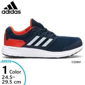 4E幅 ワイド アディダス メンズ ギャラクシー ワイド GALAXY 3 WIDE ジョギング マラソン ランニングシューズ CQ1861