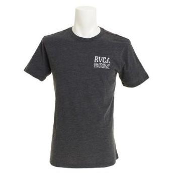 RVCA 【オンライン特価】 DAYBREAK ショートスリーブシャツ AJ041210 BLK (Men's)