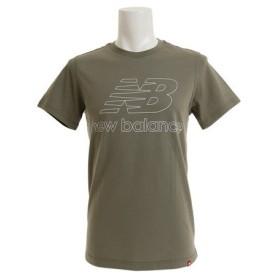 ニューバランス(new balance) ランディングTシャツ AMT81559CGN (Men's)