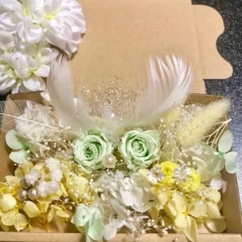 天使3*ハーバリウム花材ドライフラワー 花材セット