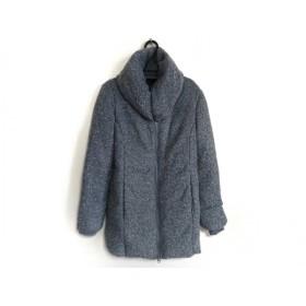 【中古】 マウジー moussy コート サイズ1 S レディース グレー 冬物