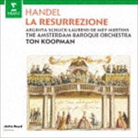 [CD] トン・コープマン(cond)/ヘンデル:オラトリオ「復活」(全曲)