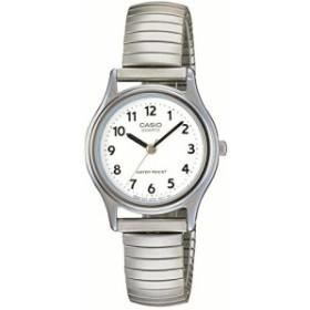 [カシオ]CASIO 腕時計 スタンダード LQ-410-7B レディース