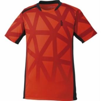 ゲームシャツ【GOSEN】ゴーセンテニスゲームシャツ(t1726-27)