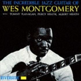 [CD] ウェス・モンゴメリー(g)/インクレディブル・ジャズ・ギター(SHM-CD)