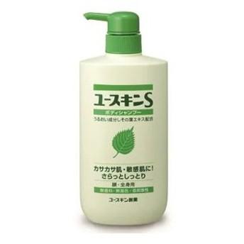 【ユースキン製薬】ユースキンS ボディシャンプー 500ml ユースキンs ボディソープ シャンプー