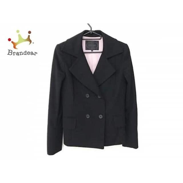 アンタイトル UNTITLED ジャケット サイズ2 M レディース 美品 黒   スペシャル特価 20190820