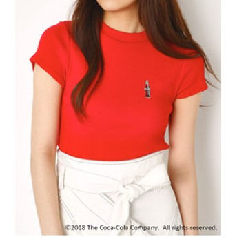 【SLY:トップス】COCA-COLA BY SLY MINI TOPS