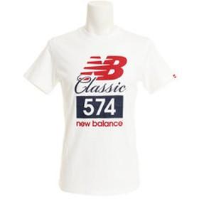 【Super Sports XEBIO & mall店:トップス】クラシック574Tシャツ AMT81543WT