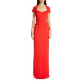 ステラマッカートニー レディース ワンピース トップス Stella McCartney Rose Column Gown Scarlet