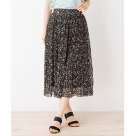 SHOO・LA・RUE(シューラルー) ロングプリーツスカート