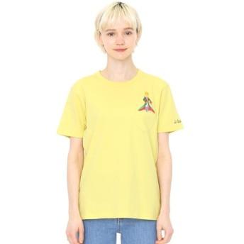 [マルイ]【セール】【ユニセックス】コラボレーションTシャツ/星の王子さまエンブロイダリー(星の王子さま)/グラニフ(graniph)