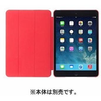 ソフトバンク SELECTION ホルダーケース for iPad mini Retina ディスプレイ レッド SB-ID06LCTC/RD SBID06LCTC/RD/IPADM2-013Bケー
