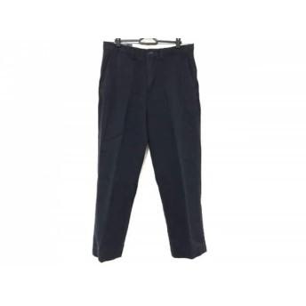 【中古】 ポロラルフローレン POLObyRalphLauren パンツ サイズ32/34 レディース ネイビー