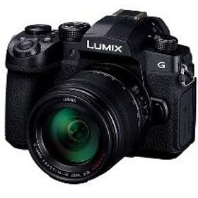 【パナソニック】 小型一眼カメラ 1本レンズキット(高倍率ズーム) 4K DC-G99H-K デジタル一眼カメラ