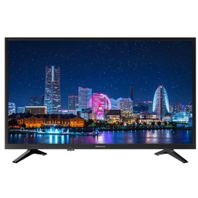 ハイセンス テレビ 32V型  32K30 [32V型 地上・BS・110度CSデジタル ハイビジョン 直下型LED]【あす着】
