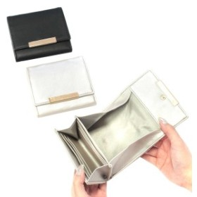 ギャルソン コンパクト財布 23020 23021 レディース 財布 ウォレット カミオジャパン 折りたたみ財布 プレゼント ギフト ネコポス可