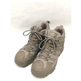 経堂) メレル MERRELL モアブ 2 MOAB 2 ブーツ サイズ42 グレー メンズ