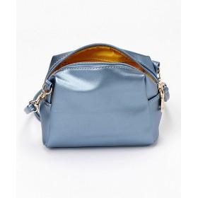 <Vittorio Godi/ヴィットリオ・ゴーディ> 20色カラーショルダーバッグ(19030010) M.BLUE 【三越・伊勢丹/公式】