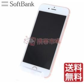 SoftBank iPhone6S 16GB ローズゴールド 白ロム スマホ 本体 【中古】 【送料無料】【保証あり】